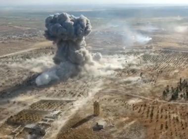 Turquia mata 55 membros do Estado Islâmico em bombardeio na Síria