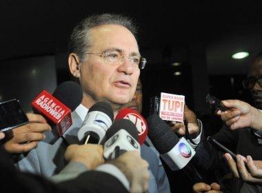 Renan rebate argumentos de Maranhão e mantém rito do impeachment