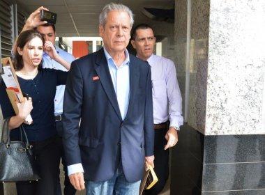 Justiça condena José Dirceu a 23 anos de prisão em ação da Lava Jato