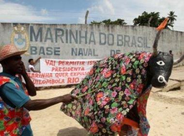 Moradores do quilombo 'Rio dos Macacos' denunciam agressão