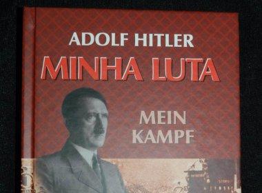 Justiça alemã investiga reedição do livro de Adolf Hitler