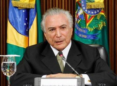 Temer se diz 'chocado' com estupro no Rio e promete estrutura para investigar caso