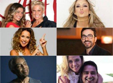 Artistas, família e amigos fazem homenagem em aniversário de Ivete; confira vídeo