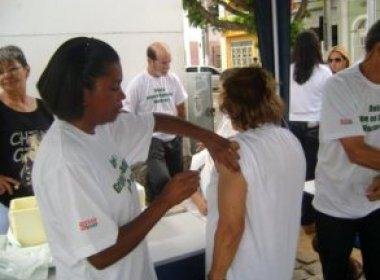 H1N1: Juazeiro ultrapassa meta e alcança 90% de público-alvo da vacinação