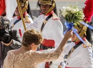 Geddel veta e Dilma não pode comprar flores para Palácio da Alvorada