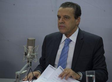 Henrique Eduardo Alves pede demissão do Ministério do Turismo