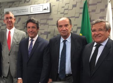 Benito Gama é eleito diretor do Grupo Parlamentar Brasil-Argentina