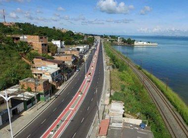 Número de mortes por acidentes na Av. Suburbana caem 60% em seis meses