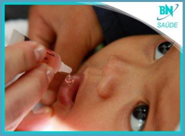 Marcada para setembro, vacinação contra paralisia infantil tem público-alvo alterado