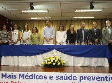 Programa Mais Médicos: Governo do Estado homenageia profissionais cubanos