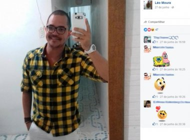 Polícia solicita imagens de câmeras para investigações sobre morte de jovem