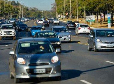 Em 4 dias, quase 15 mil motoristas são multados por não ligar farol baixo de dia