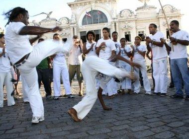 Capoeira é reconhecida como expressão cultural e esportiva de Salvador