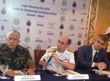 Rio 2016: Equipes de segurança de Salvador fazem seis simulações nesta terça