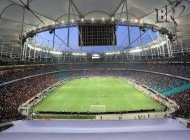 Entorno da Arena terá 3 perímetros de segurança e portais de acesso