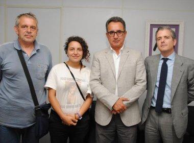 Secretário e cônsul se reúnem com família de espanhol desaparecido na Chapada Diamantina
