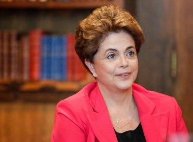 Dilma condiciona presença em julgamento de impeachment ao silêncio de senadores