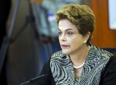 Em carta, Dilma diz que impeachment é 'injusto' e propõe plebiscito por novas eleições