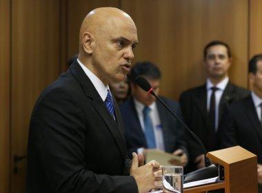 Ministro da Justiça quer menos pesquisa na área de segurança e mais armamentos