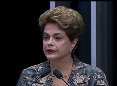 Dilma faz apelo por voto 'sem ressentimento' e aponta 'terrível precedente' com impeachment