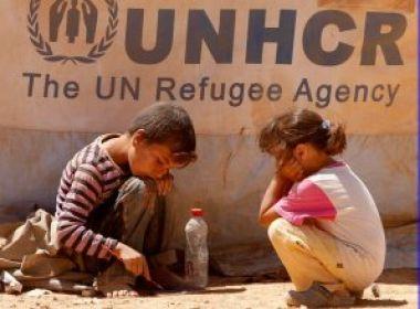 Unicef afirma que mundo tem 50 milhões de crianças deslocadas por violência