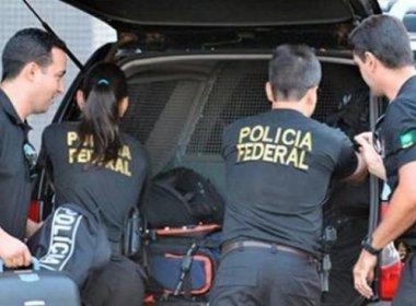'Arquivo X' cumpre dois mandados em Salvador; operação mira exploração do Pré-sal