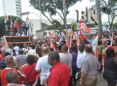 Presidente da CUT espera 100 mil pessoas em ato político no Campo Grande
