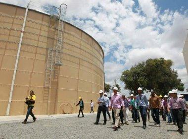 Governo entrega sistema de abastecimento de água em Feira de Santana
