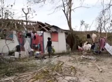 Ministério irá compor força-tarefa de ajuda humanitária para vítimas de furacão no Haiti