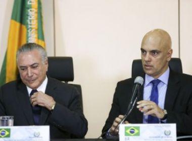 Governo Temer quer regras mais rígidas para soltar presos por corrupção e violência
