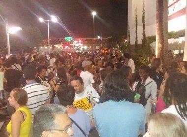 Manifestação contra PEC 214 prejudica trânsito na região do Iguatemi