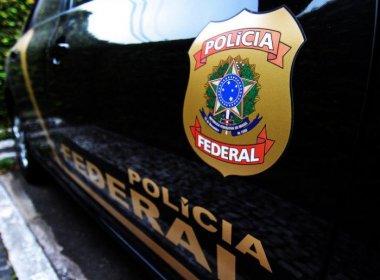 PF deflagra operação contra fraude à Receita; mandado de condução é cumprido na Bahia