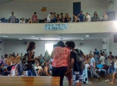 Cruz das Almas: Estudantes da UFRB decidem ocupar campi contra PEC 241