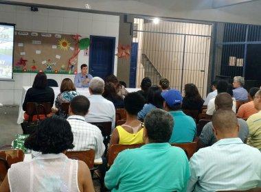 Câmara de Salvador realiza segunda audiência pública da Lei Orçamentária de 2017