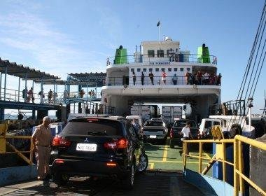 Vereador recorre ao MP para questionar reajuste de tarifa do ferry acima da inflação