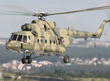Queda de helicóptero causa morte de 21 pessoas na Rússia; um passageiro sobreviveu