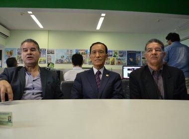 Empresas coreanas de tecnologia podem investir até R$ 1 bilhão na Bahia