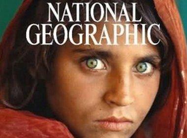 Afegã famosa após capa de revista é presa no Paquistão