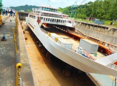 SRTE-BA suspende reforma do ferry-boat Zumbi dos Palmares após morte de funcionário