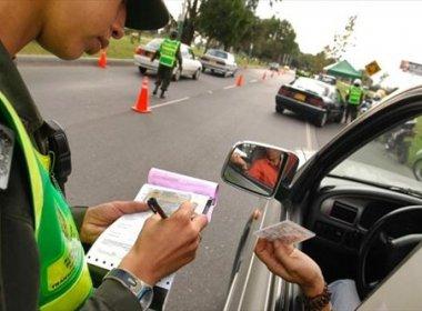 Multas de trânsito ficarão mais caras a partir desta terça; CTB terá outras mudanças