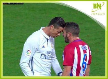 Chamado de 'bicha' em clássico, Cristiano Ronaldo responde: 'Sou milionário'