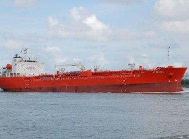 Tripulante de navio ancorado em Salvador, indiano morre durante manutenção