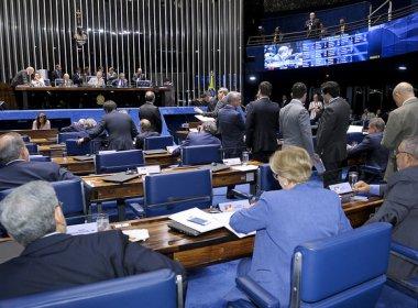 Senadores derrubam requerimento de urgência para votação de medidas anticorrupção