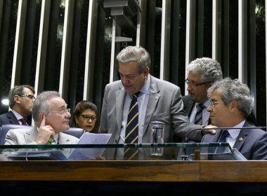 Baianos votam contra urgência de pacote anticorrupção no Senado