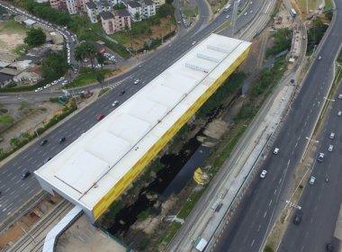 Linha 2: Estação Rodoviária encerra trecho que entrará em operação