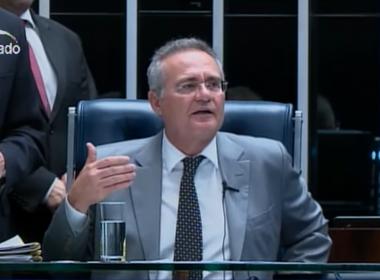 Renan não avisou a senadores que estavam aprovando urgência para abuso de autoridade
