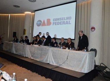 """OAB divulga comunicado e """"clama"""" por diálogo entre três poderes"""
