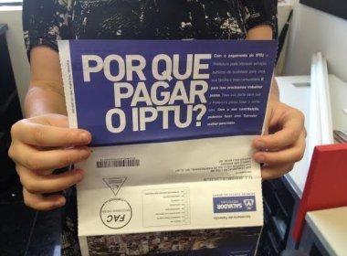 Prefeitura reduz IPTU de terrenos do Bairro da Paz