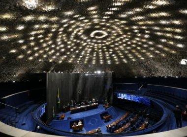 Com esquema especial de segurança, Senado vota segundo turno da PEC do Teto
