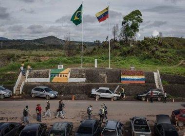 Cerca de 100 brasileiros tentam voltar ao país após fechamento de fronteira com a Venezuela